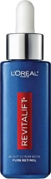 LOral-Paris-Revitalift-Laser-Pure-Retinol-Deep-Wrinkle-Night-Serum-30mL on sale