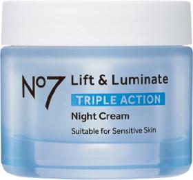 No7-Lift-Luminate-Triple-Action-Night-Cream-50mL on sale