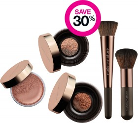 Save-30-on-Nude-by-Nature-Powder-Brush-Ranges on sale
