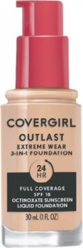 NEW-Covergirl-Outlast-Extremewear-Foundation-30mL on sale
