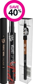 Save-40-on-Thin-Lizzy-Eye-Lip-Ranges on sale