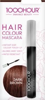 1000-Hour-Hair-Color-Mascara-Dark-Brown-7g on sale