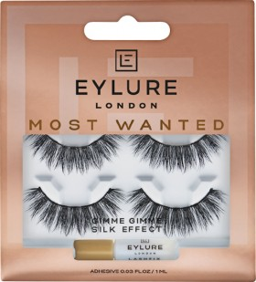 Eylure-Most-Wanted-Gimme-Gimme-Silk-Effect-Lashes-2-Pairs on sale