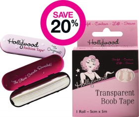 Save-20-on-Hollywood-Beauty-Accessory-Range on sale