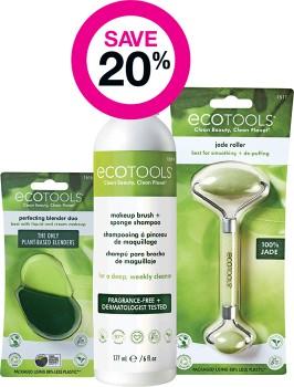 Save-20-on-Ecotools-Beauty-Tool-Range on sale