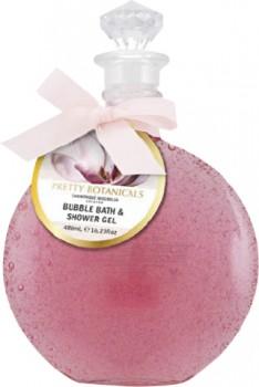 NEW-Pretty-Botanicals-Bubble-Bath-Shower-Gel-480mL on sale