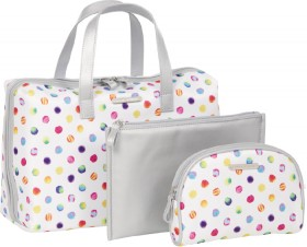 NEW-Models-Prefer-Multi-Circle-Cosmetic-Bag-Set-3-Piece on sale