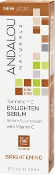 Andalou-Naturals-Brightening-Turmeric-C-Enlighten-Serum-32mL on sale