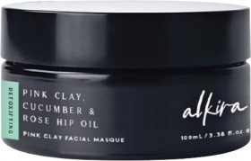 Alkira-Pink-Clay-Facial-Masque-100mL on sale