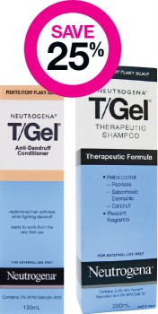 Save-25-on-Neutrogena-Haircare-Range on sale