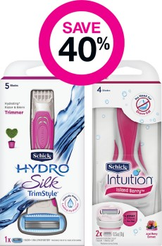 Save-40-on-Schick-Womens-Kit-Disposable-Ranges on sale