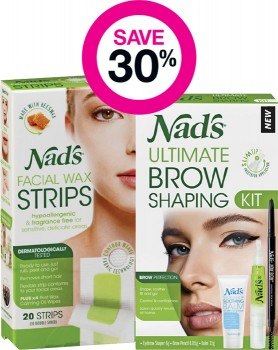 Save-30-on-Nads-Hair-Removal-Range on sale
