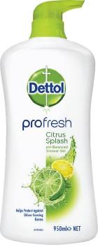 Dettol-ProFresh-Shower-Gel-Citrus-Splash-950mL on sale