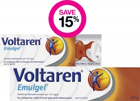 Save-15-on-Selected-Voltaren-Products on sale
