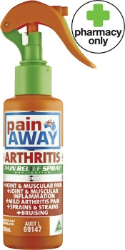 Pain-Away-Arthritis-Pain-Relief-Sport-Spray-100mL on sale