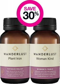 Save-30-on-Selected-Wanderlust-Products on sale
