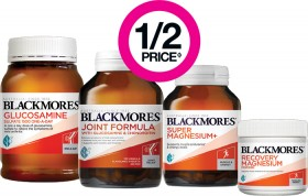 12-Price-on-Selected-Blackmores-Products on sale
