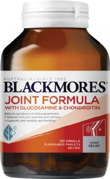 Blackmores-Joint-Formula-with-Glucosamine-Chondroitin-120-Tablets on sale
