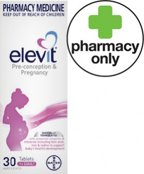 Elevit-30-Tablets on sale