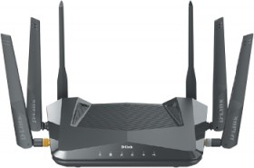 D-Link-EXO-AX5400-WiFi-6-Mesh-Router on sale