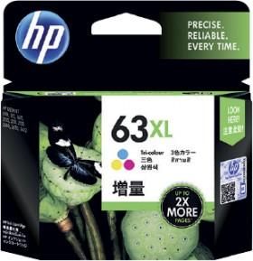 HP-63XL-Tri-Colour-Ink on sale