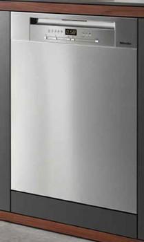 Miele-60cm-Built-Under-Dishwasher-CleanSteel on sale