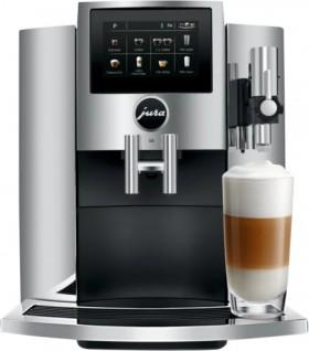 Jura-S8-Inta-Automatic-Coffee-Machine-Chrome on sale