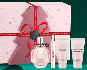 Viktor-Rolf-Flowerbomb-EDP-100ml-Gift-Set on sale