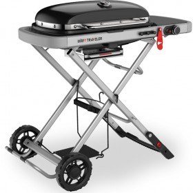 Weber-Traveler-Portable-Gas-BBQ on sale