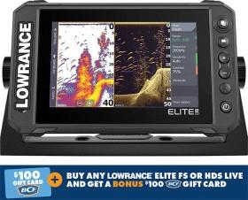 Lowrance-Elite-FS-7-Sounder on sale