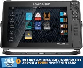 Lowrance-HDS-12-Live-Sounder on sale