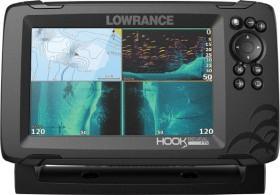 Lowrance-Hook-Reveal-7-Triple-Shot-Combo on sale