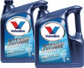 Valvoline-2-Stroke-Oil-4L on sale