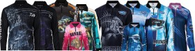Adult-Youth-Kids-Sublimated-Polos-By-Daiwa-Savage-Gear on sale