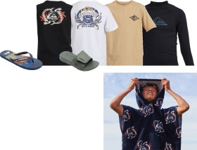 Quiksilver-Youth-Range on sale
