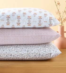Koo-Printed-Washed-Cotton-225-Thread-Count-Sheet-Sets on sale