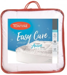 40-off-Tontine-Easy-Care-Mattress-Topper on sale