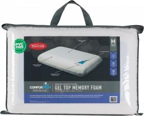 50-off-Tontine-Comfortech-Gel-Top-Memory-Foam-Pillow on sale