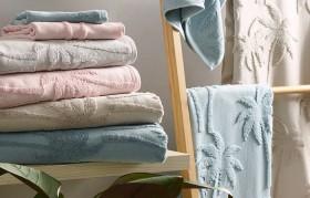 Koo-Trend-Palm-Towel-Range on sale