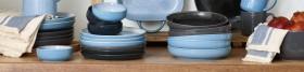 Australian-House-Garden-Yarn-Dyed-Linen-Napery-in-Denim-Blue on sale