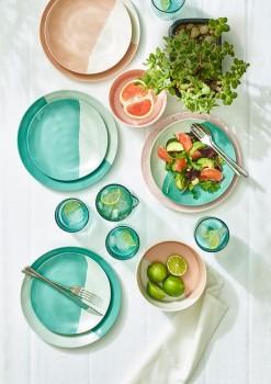 Vue-Terrazzo-Fleck-Melamine-Dinnerware on sale