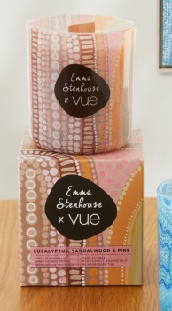 Emma-Stenhouse-X-Vue-Scented-Candle-Mountain-Star on sale