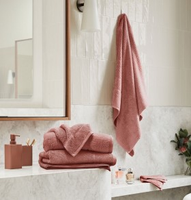 Vue-Combed-Cotton-Ribbed-Bath-Towels on sale