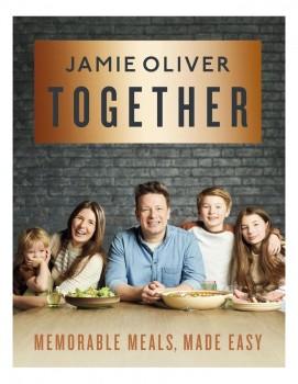 NEW-Jamie-Oliver-Together-Book on sale