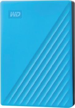 WD-4TB-My-Passport-Portable-Hard-Drive-Blue on sale