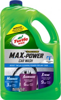 Turtle-Wax-MAX-Power-Car-Wash-295LT on sale