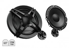 Sony-6316cm-2-Way-Component-Speakers on sale
