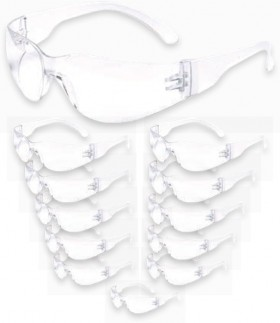 Hunter-Clear-Safety-Glasses on sale