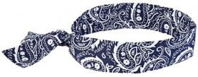 Ergodyne-Cooling-Bandanas-Blue-Western on sale