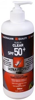 Ultra-Protect-SPF50-Broad-Spectrum-Sunscreens-500ml-Pump on sale